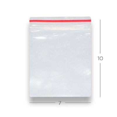 Saco Zip - N3 - 7 x 10