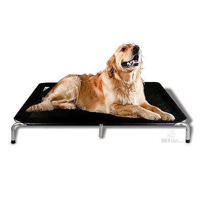 Cama suspensa para cães e gatos tamanho G Petbull
