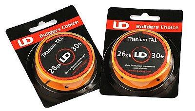 Fio Titanium TA1 - 10 Metros - UD Youde Technology