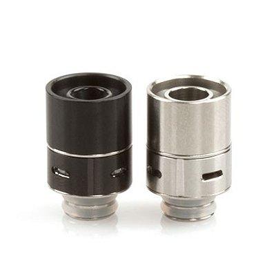 Drip Tip TFV4 SS + Vidro Híbrido c/ Top Airflow - Smok™