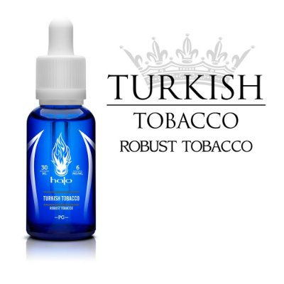 Líquido Turkish Tobacco - HALO Purity