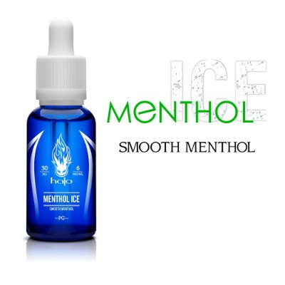 Líquido Menthol Ice - HALO Purity