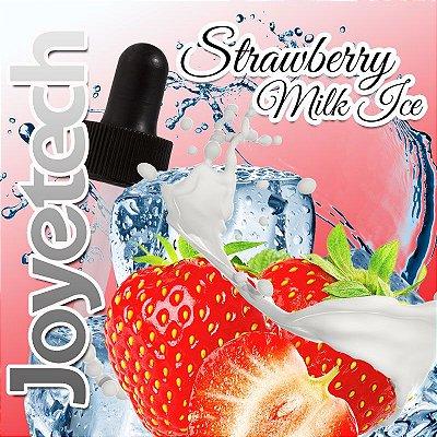 Líquido Joyetech® Strawberry Milk Ice (Morango)