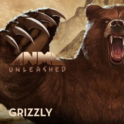 Liquido GRIZZLY - Phillip Rocke - ANML Vapors