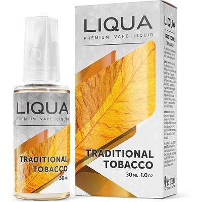 Líquido Traditional tobacco - LIQUA Elements