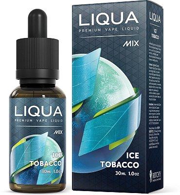 Líquido LIQUA Mix - Ice tobacco - Ritchy