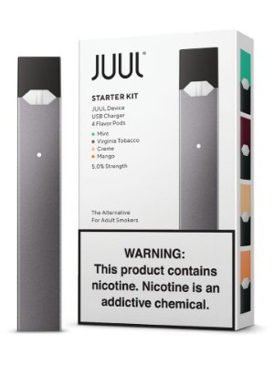Kit JUUL - POD System - ORIGINAL - Pax Labs