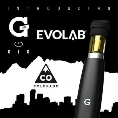 Vaporizador de extratos Oil - G Pen Gio™ gPen - Grenco Science