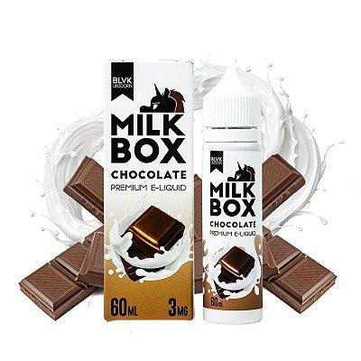 Líquido Chocolate - Milk Box - BLVK Unicorn