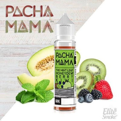 Líquido Honeydew Berry Kiwi - The Mint Leaf - Pachamama
