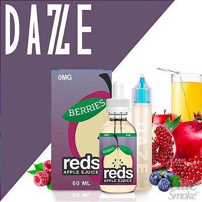 Líquido Berries - Reds Apple Ejuice - 7 DAZE
