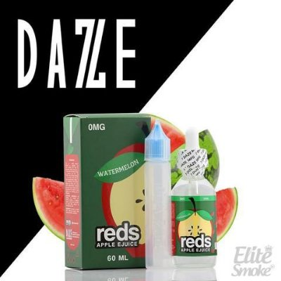 Líquido Watermelon - Reds Apple Ejuice - 7 DAZE