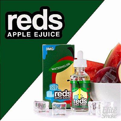 Líquido Watermelon ICED - Reds Apple Ejuice - 7 DAZE