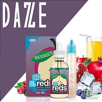 Líquido Berries ICED - Reds Apple Ejuice - 7 DAZE