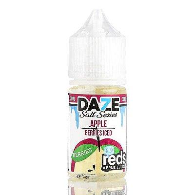 Líquido Berries ICED - Reds - SaltNic / Salt Nicotine - 7 DAZE