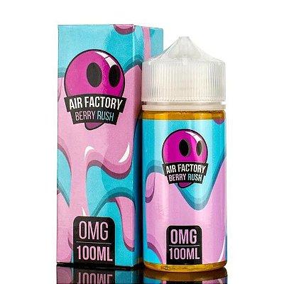 Líquido Berry Rush - Air Factory E-Liquid