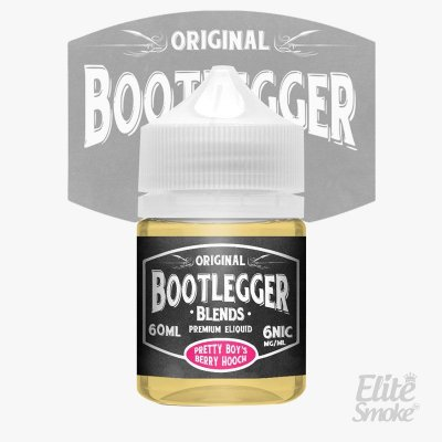 Líquido Pretty Boy's Berry Hooch - Blends - Bootlegger