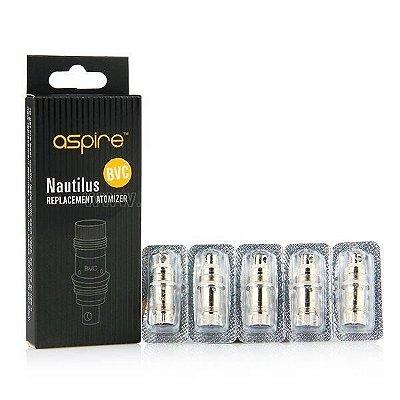 Bobina Coil Reposição (Resistência) Nautilus / Nautilus 2 / Mini BVC - Aspire™