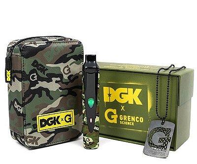 Vaporizador de Ervas G Pro | DGK™ – Grenco Science