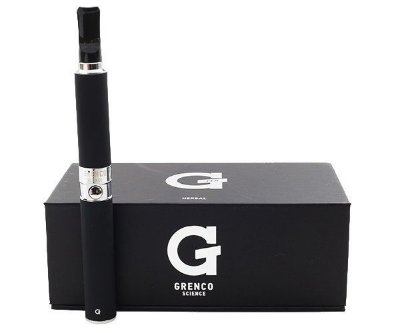 Vaporizador de Ervas | G Pen Herbal™ | BLACK – Grenco Science