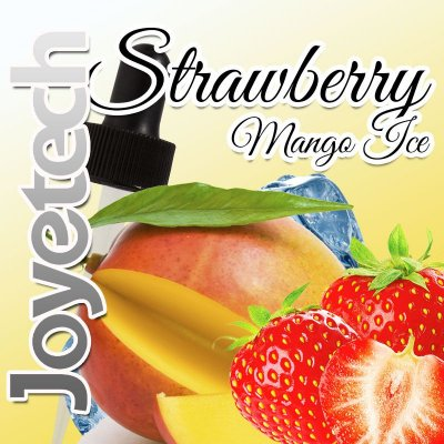 Líquido Joyetech® Strawberry Mango Ice