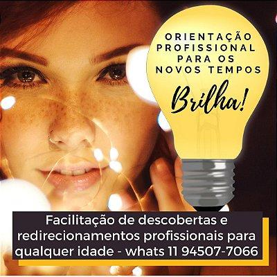 Brilha! Orientação Profissional para os Novos Tempos -  Mês - Semanal