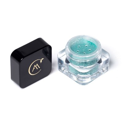 Glitter Biodegradável Vegano - Turquoise - Arielle Morimoto