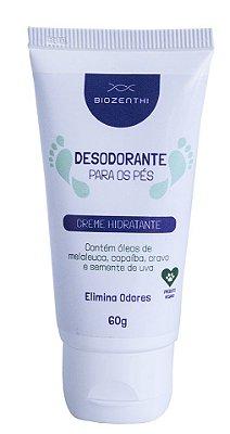 Desodorante Vegano Para Pés - Biozenthi