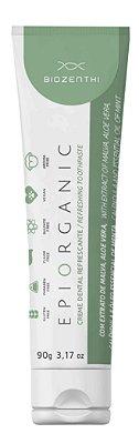 Creme Dental Vegano - Epiorganic - Biozenthi