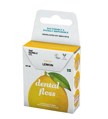 Fio Dental Natural Orgânico- Limão - The Humble Co.