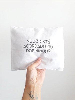 Travesseiro da Lua - Aromaterapêutico - Acordado ou Dormindo