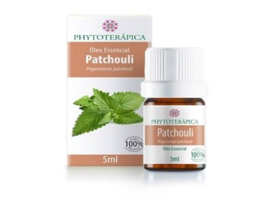 Óleo Essencial de Patchouli - 5ml