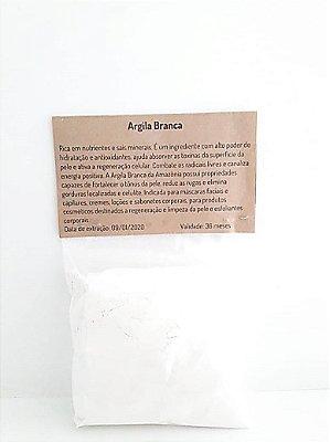 Argila Branca - Amazônica