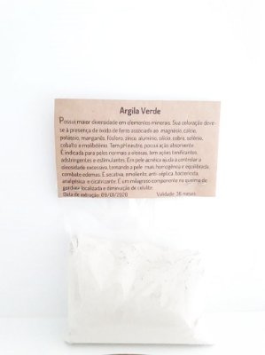 Argila Verde - Amazônica