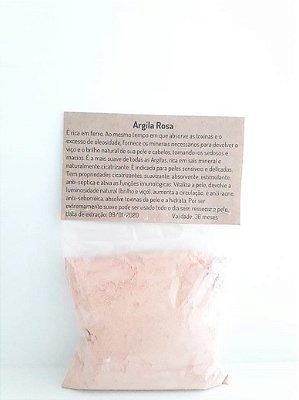 Argila Rosa - Amazônica