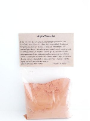 Argila Vermelha - Amazônica