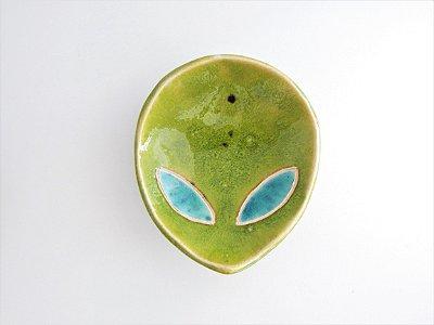 Cuia de Cerâmica Alien