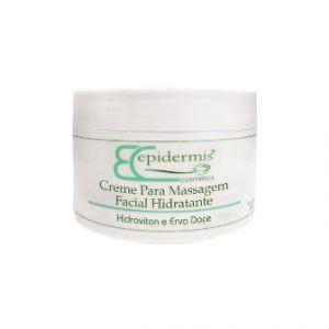 Creme Massagem Facial Hidratante 250g