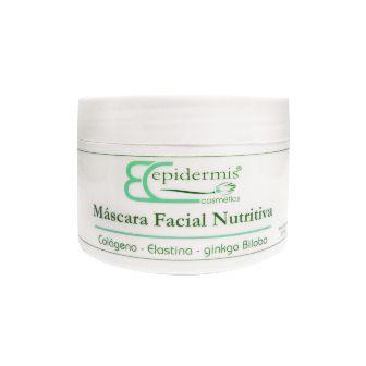 Máscara Facial Nutritiva 250g