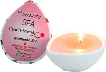 Candle Massage Momento Zen 65g
