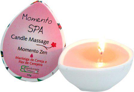 Candle Massage Momento Zen 65g