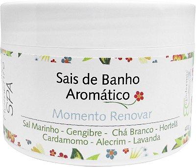 Sais de Banho Aromático 400 g