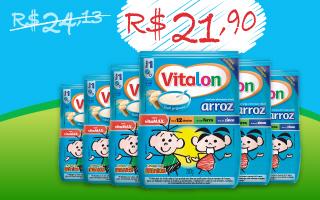 Promo Vitalon arroz