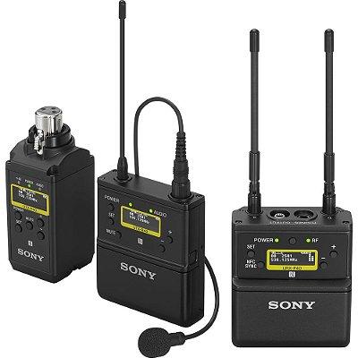 Microfone  sem fio Sony UWP-D26