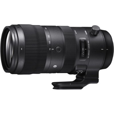 Lente Sigma Sport 70-200mm f/2.8 DG OS HSM EF-Mount Canon