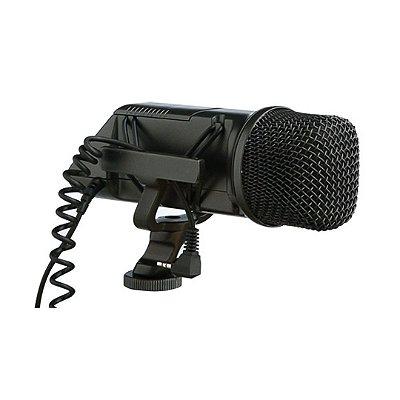 Microfone Rode Stereo Videomic (semi-novo)