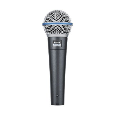 Microfone Shure BETA 58 original Garantia Shure Brasil