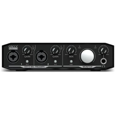Interface de áudio/MIDI USB Mackie Onyx Producer 2 · 2