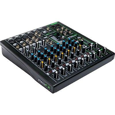 Mixer de 10 canais Mackie com FX embutido PROFX10V3
