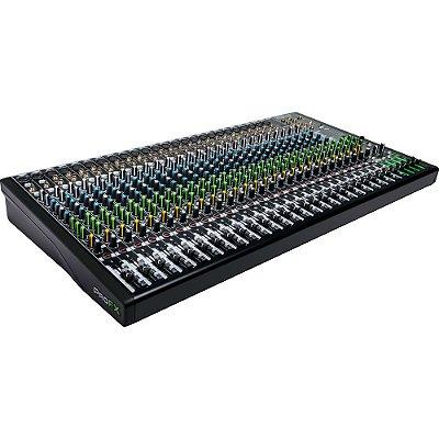 Mixer Mackie ProFX30v3 - 30 canais com FX embutido